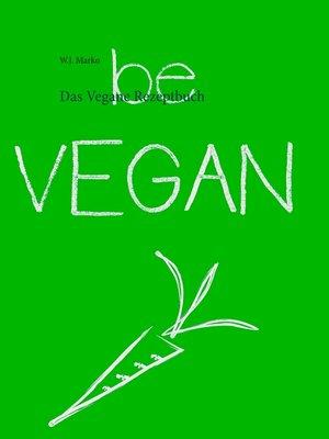 cover image of Das Vegane Rezeptbuch