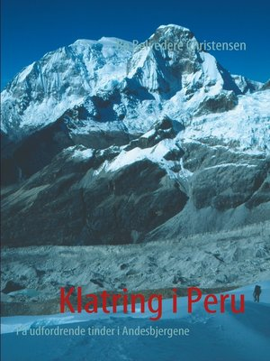 cover image of Klatring i Peru