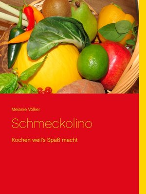cover image of Schmeckolino