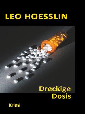cover image of Dreckige Dosis