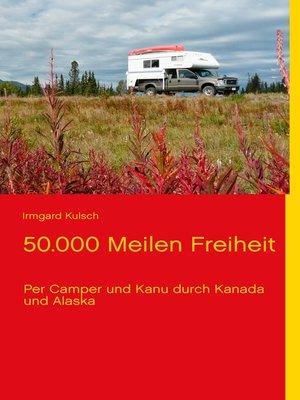 cover image of 50.000 Meilen Freiheit