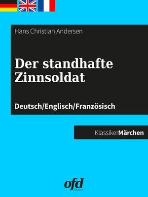 cover image of Der standhafte Zinnsoldat