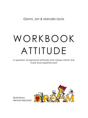 cover image of Workbook Attitude (EV)