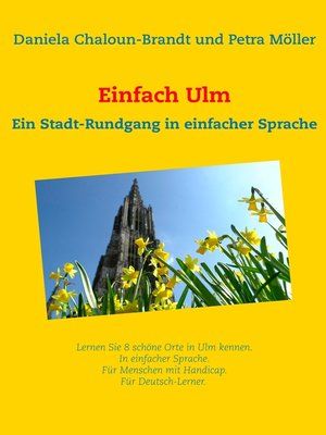 cover image of Einfach Ulm