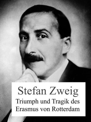 cover image of Triumph und Tragik des Erasmus von Rotterdam