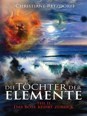 cover image of Die Töchter der Elemente