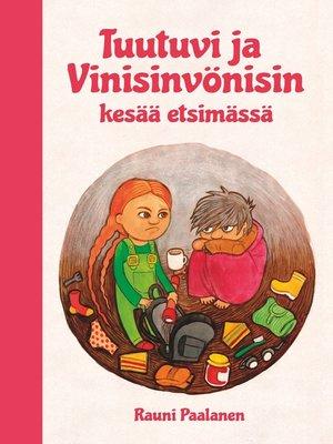 cover image of Tuutuvi ja Vinisinvönisin