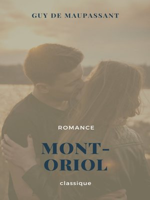 cover image of Mont-Oriol