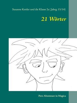 cover image of 21 Wörter