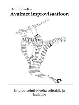 cover image of Avaimet Improvisaatioon