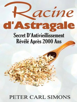 cover image of Racine d'Astragale