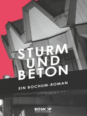 cover image of Sturm & Beton