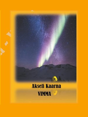cover image of Vimma