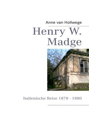 cover image of Henry W. Madge