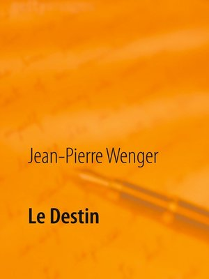 cover image of Le Destin
