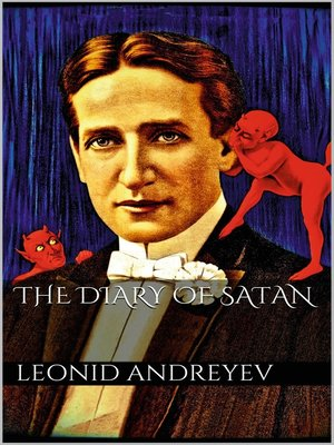 cover image of The Diary of Satan