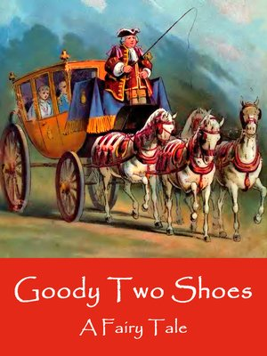 cover image of Goody Two Shoes