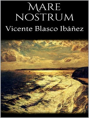 cover image of Mare Nostrum