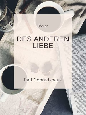 cover image of Des anderen Liebe