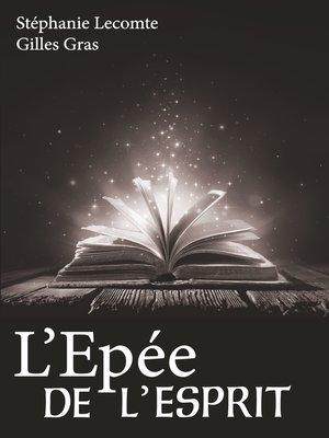 cover image of l'épée de l'esprit