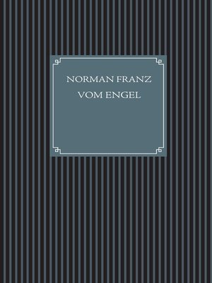 cover image of Vom Engel