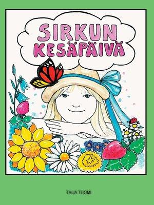 cover image of Sirkun kesäpäivä