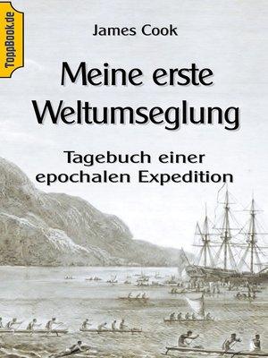 cover image of Meine erste Weltumseglung