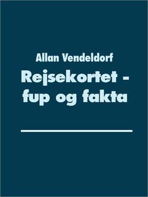 cover image of Rejsekortet--fup og fakta