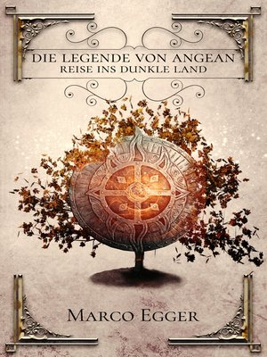 cover image of Die Legende von Angean