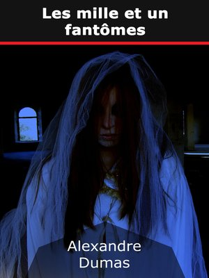cover image of Les mille et un fantômes.