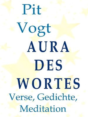cover image of Aura des Wortes