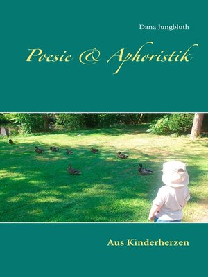 cover image of Poesie & Aphoristik