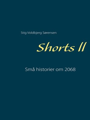 cover image of Shorts ll