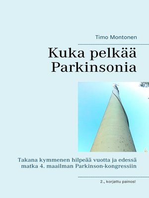 cover image of Kuka pelkää Parkinsonia