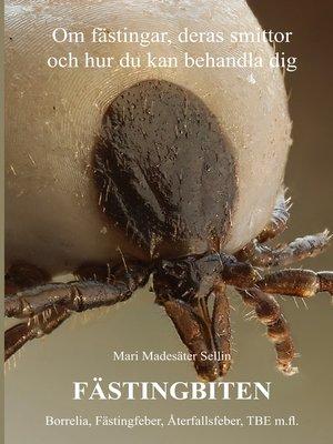 cover image of Fästingbiten
