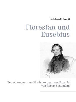 cover image of Florestan und Eusebius