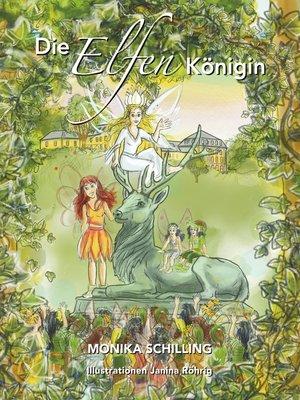 cover image of Die Elfenkönigin