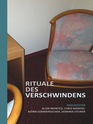 cover image of Rituale des Verschwindens
