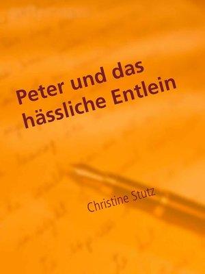 cover image of Peter und das hässliche Entlein