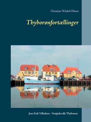 cover image of Thyborønfortællinger