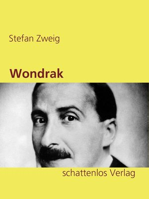 cover image of Wondrak