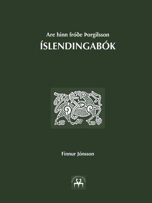 cover image of Íslendingabók
