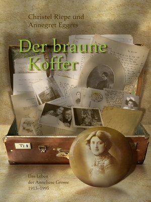 cover image of Der braune Koffer