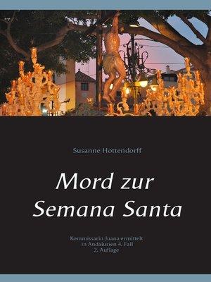 cover image of Mord zur Semana Santa