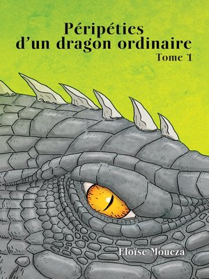 cover image of Péripéties d'un dragon ordinaire I