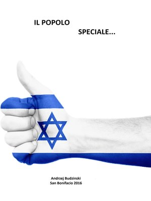 cover image of Il popolo speciale