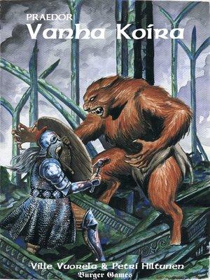 cover image of Vanha Koira