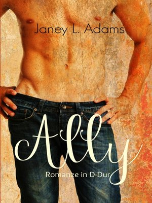 cover image of Ally--Romanze in D-Dur