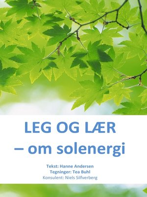 cover image of om solenergi