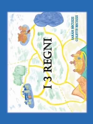 cover image of I tre regni